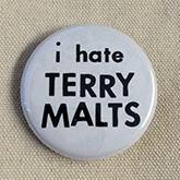 terry malts badge