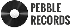 Pebble Records logo
